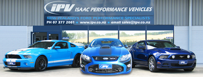 Home | Isaac Performance Vehicles